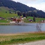 Photo de Hostellerie am Schwarzsee