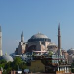 Hagia Sophia from the Roof
