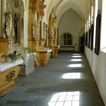 Seminary corridors