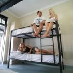 Spacious 8 and 4 bed dorms