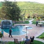 Foto de The Purple Orchid Wine Country & Spa