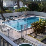 Big Pine Key Motel Pool