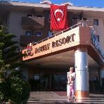 PrimaSol Hane Family Resort resmi