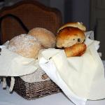 Breakfast Bread Basket