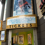 Three 4D movie adventures are only steps from the Falls at Iwerks 4D Theatre Niagara Falls