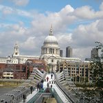 St Paul's from the Millenium Bridge