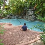 Foto de Kariwak Village Holistic Haven and Hotel