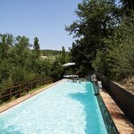 piscina esterna / external swimming pool