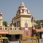 Birla Mandir Temple (Lakshmi Narayan)