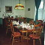 Breakfast at the Carriage House B&B
