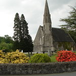  Church in Cloverhill 1.5 miles from Fortview House