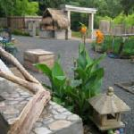 Tropical Gardens and Art studios