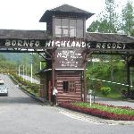 Bild från Borneo Highlands Resort