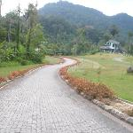 Borneo Highlands Resort resmi