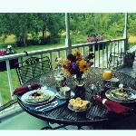Foto de Limestone Inn Bed and Breakfast