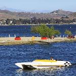 Φωτογραφία: Lake Elsinore West Marina & RV Resort