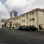 Sleep Inn & Suites Danville resmi