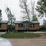 The new KOA Lodges
