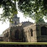  Castle Donington Church - Opposite the Hotel