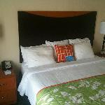 Fairfield Inn & Suites Auburn Opelika Foto
