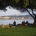  Vista de Hondarribia