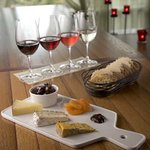Wine & Cheese Flights