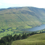 Tal y Llyn from the Minffordd Path