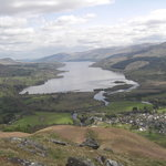 Loch Tay from above Killin