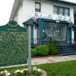 The Motown Museum is in downtown Detroit but within striking distance of the hotel
