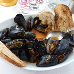 Mussels - Soup