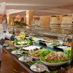 Our Restaurant-Buffet