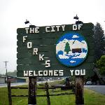  Forks WA - Welcome, Twilight fans!