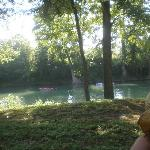 Foto di Gruene River Outpost Lodge