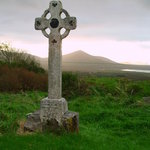 Celtic Cross at Kilmalkedar