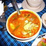 Tom Yam Soup (recommended)