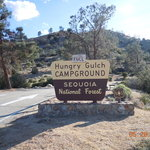 Hungry Gulch Campground resmi