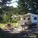Estes Park Campground at East Portalの写真