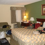 Howard Johnson Hotel - Newark Airport Foto