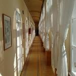  The corridor...