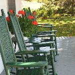  The rocking chairs