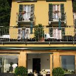  Albergo Milano, Varenna, Italy