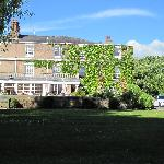 Rowton Hall Hotel Foto