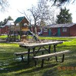 picnic and play area