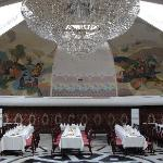Main dining area / ballroom