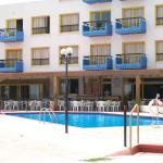 Evalena Beach Hotel Apartments