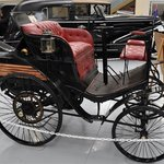  The oldest car in New Zealand: 1895 Benz
