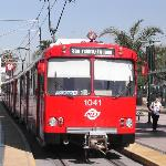 San Diego Trolley.