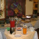  Buffet colazione