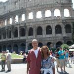 Day 1 we went to Colosseum