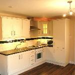 Capel Street Apartment Kitchen